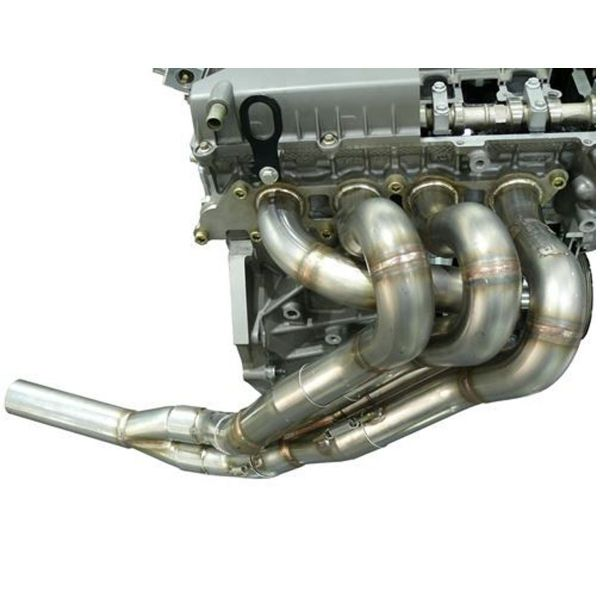 Simpson Stainless Exhaust Manifold Ford Escort Mk1/Mk2 With Duratec 2.5, 2.75